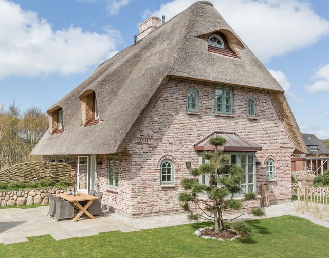 Sylt Reetdachhaus fotoarbeiten reetdachhaus in list auf sylt landhausstil häuser