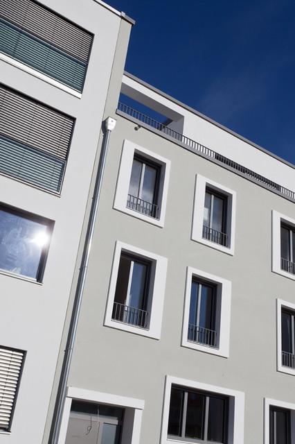 Raumausstatter Köln Sülz geschosswohnungsbau köln sülz modern häuser köln