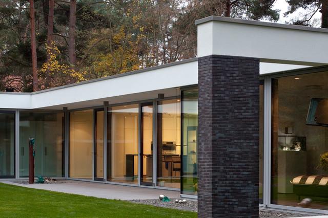 glashaus modern h user berlin von fritzglock gmbh fenster t ren fassaden. Black Bedroom Furniture Sets. Home Design Ideas
