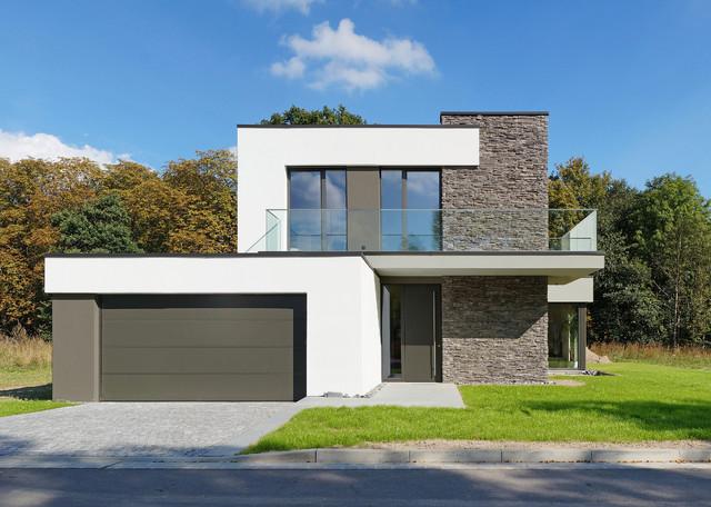 Haus a39 for Haus satteldach modern
