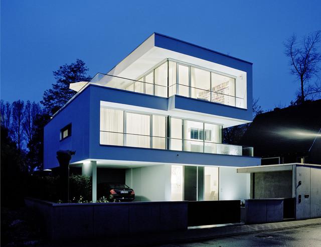 haus am wasser lingen minimalistisch h user berlin. Black Bedroom Furniture Sets. Home Design Ideas