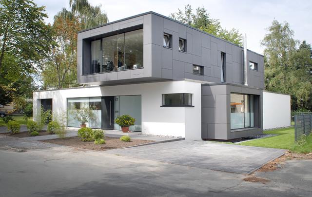 Haus Börger - Minimalistisch - Haus & Fassade - Sonstige - von ...