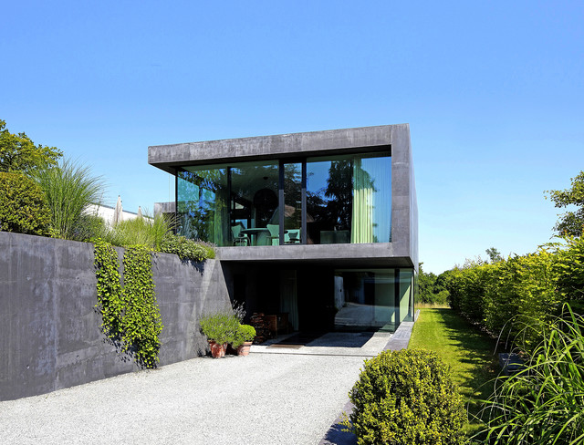 Haus d for Casa in stile scandole