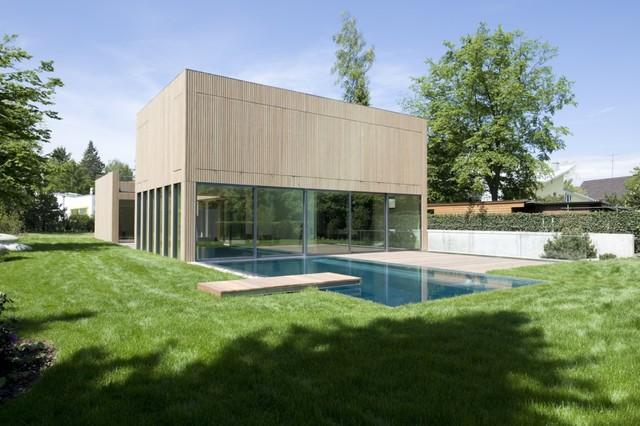 Lynx Architecture haus gg lynx architecture modern exterior munich by
