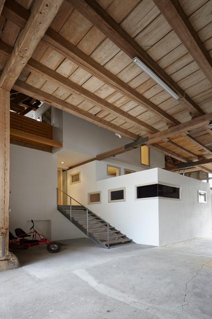 Haus In Scheune Gebaut Haus In Scheune Gebaut Suche Ansprechendes