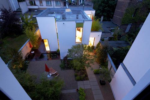 Houzzbesuch Ein Neubau Auf Einem Hinterhof Mit Viel