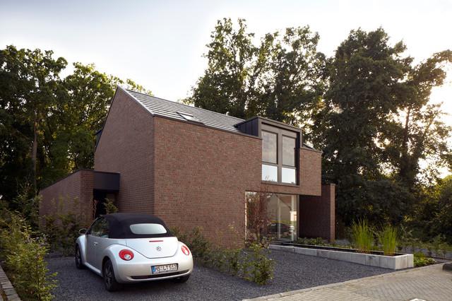 Haus Im Wald Modern Haeuser
