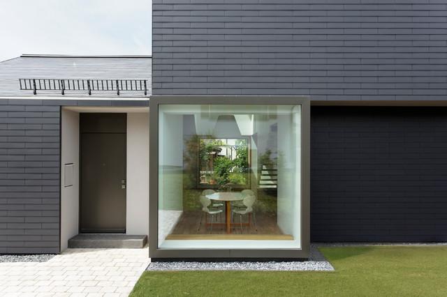 Haus K Eingangsbereich Modern Haus \u0026 Fassade K\u00f6ln