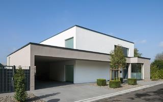 haus k r srath forsbach modern h user k ln von skandella architektur innenarchitektur. Black Bedroom Furniture Sets. Home Design Ideas