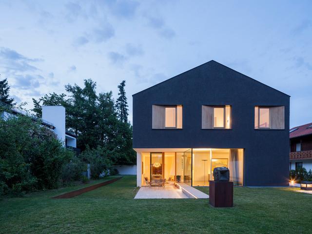 Haus krailling for Haus minimalistisch
