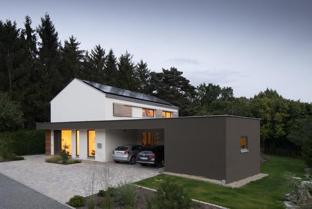Architekt Plus Energie Haus Nürnberg: Haus P