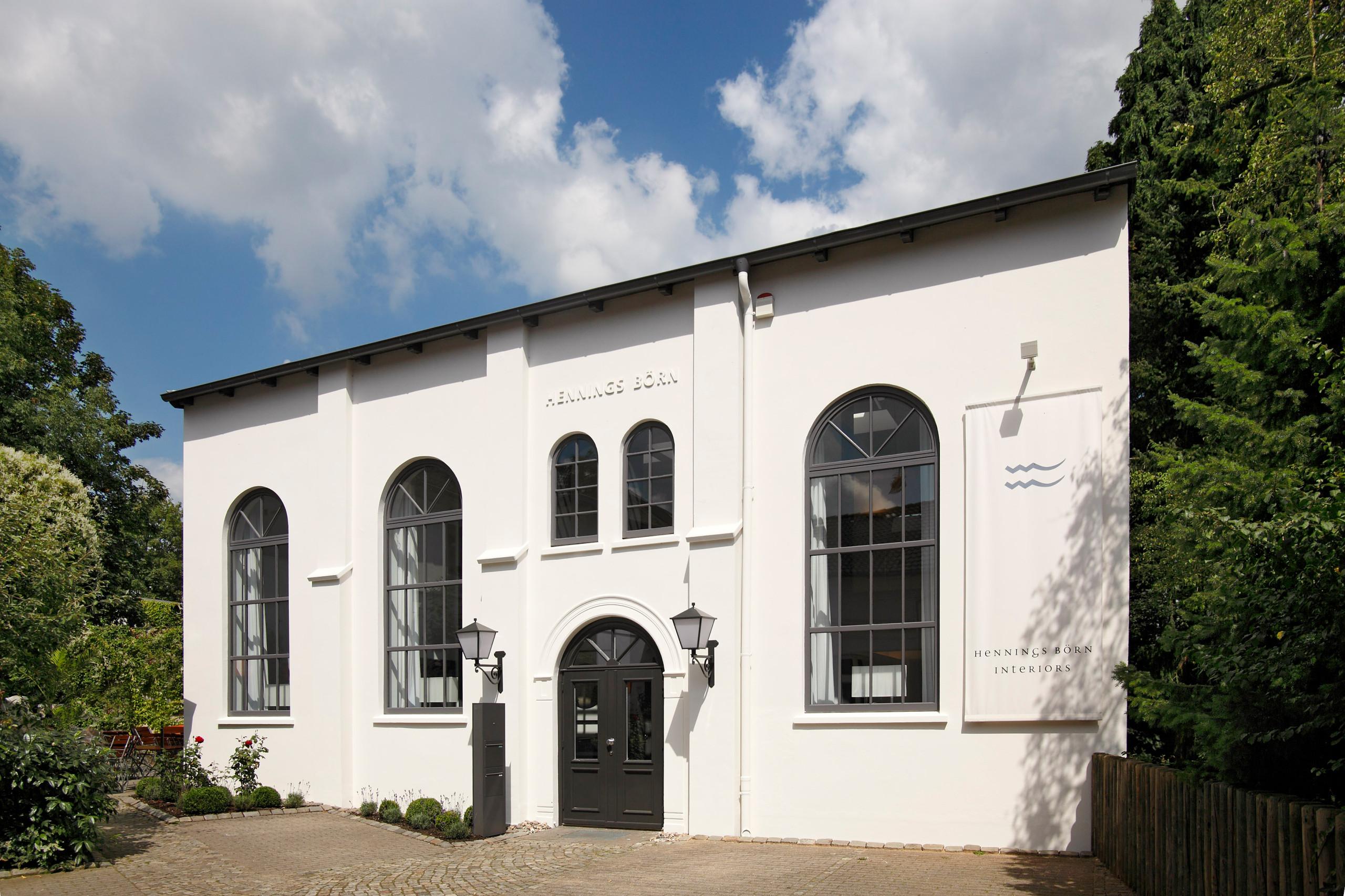Historisches Bürogebäude - Hamburg