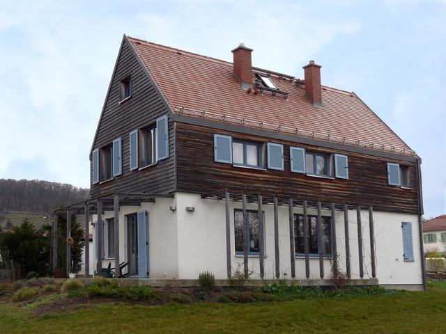 Holzhaus Dresden holzhaus radebeul klassisch häuser dresden