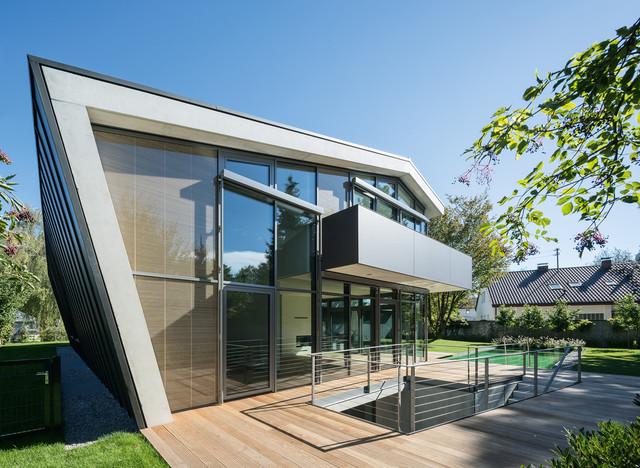 Inneneinrichtung eines wohnhauses for Moderne inneneinrichtung haus