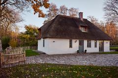 La Rinascita del Classico Cottage dal Tetto di Paglia in Germania