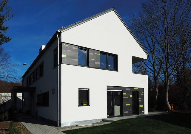 Mehrfamilienhaus modern h user stuttgart von - Seidel architekten ...