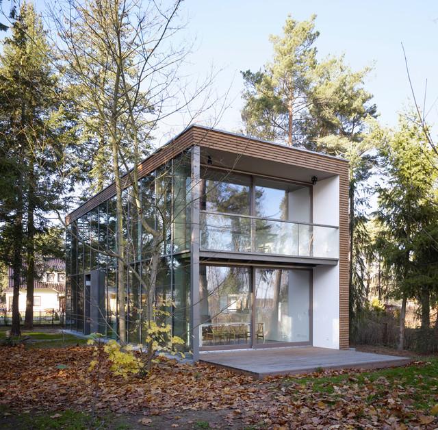 Minimalistisch Haus Amp Fassade Modern Exterior Berlin