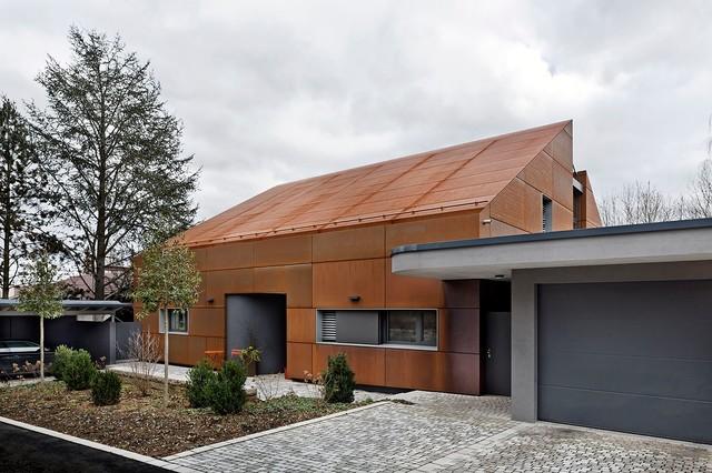 Modern Häuser Contemporary Exterior