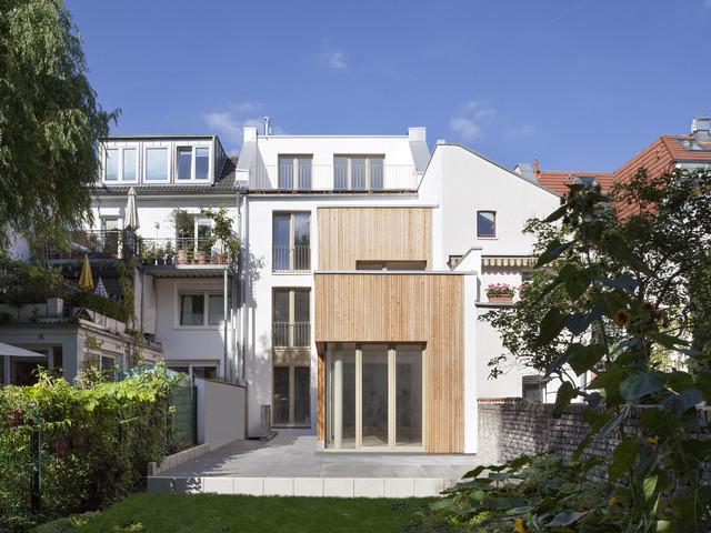 Modern haus fassade for Zweifamilienhaus modern