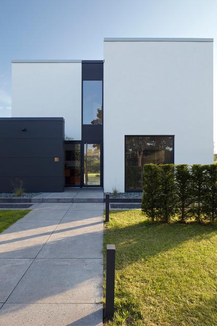 Fassade modern einfamilienhaus  Modern Haus & Fassade