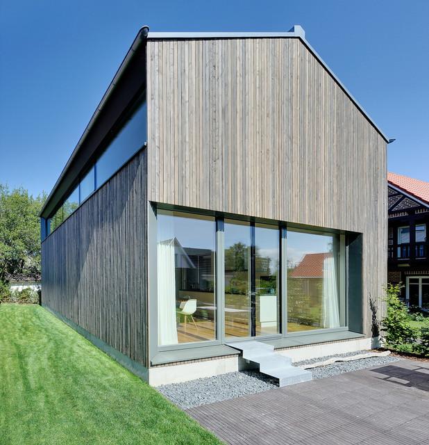 Am meer modern häuser berlin von möhring architekten