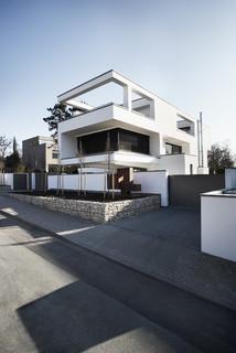 neubau einfamilienhaus wiesbaden modern h user. Black Bedroom Furniture Sets. Home Design Ideas