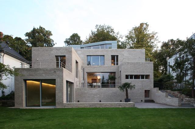 Villa Dahlem neubau villa berlin dahlem
