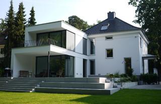 neubau villa h1. Black Bedroom Furniture Sets. Home Design Ideas
