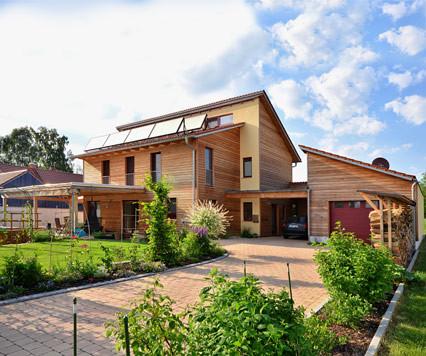 ökologische Häuser ökologische traumhäuser