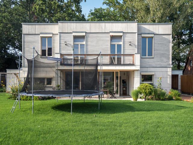Passivhaus in gifhorn modern h user hannover von - Architekt gifhorn ...