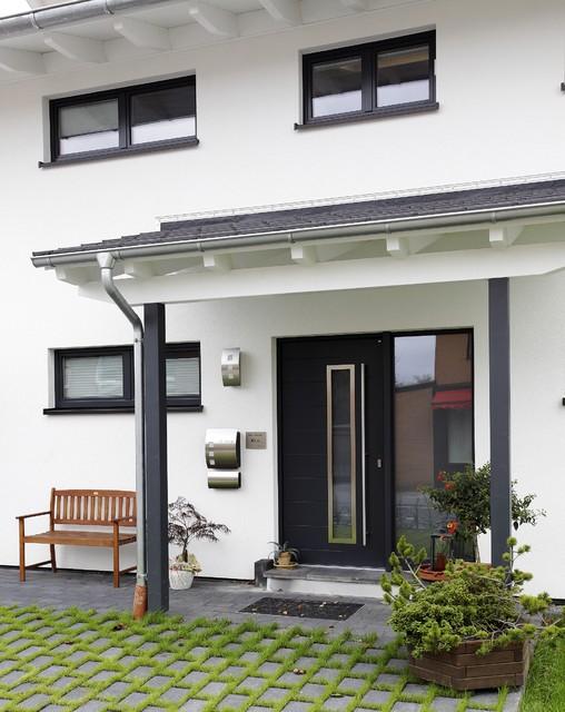 Porches Contemporary Timber Houses Contemporary Exterior