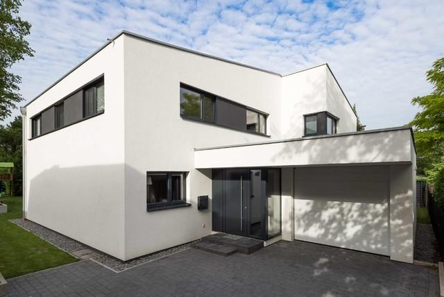 privathaus hamm modern h user k ln von martin. Black Bedroom Furniture Sets. Home Design Ideas