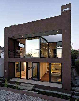 Residential Building Design 21 California Modern