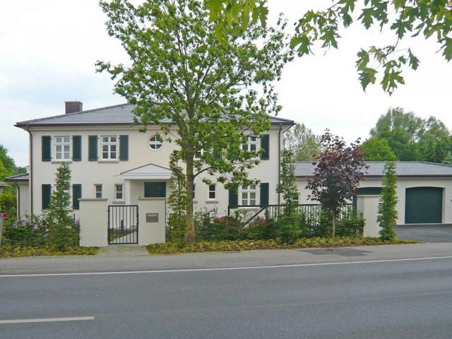 Stadtvilla au enansicht for Stadtvilla klassisch