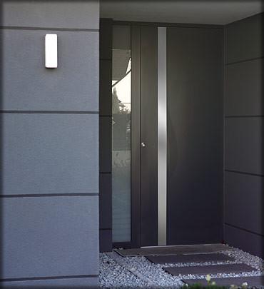 Haustüren modern  STIL-Bauelemente | Haustüren / Schüco / adeco / Höning - Modern ...