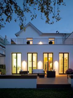 umbau und anbau an stadthausvilla hamburg. Black Bedroom Furniture Sets. Home Design Ideas