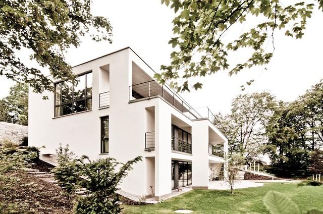 villa am starnberger see. Black Bedroom Furniture Sets. Home Design Ideas