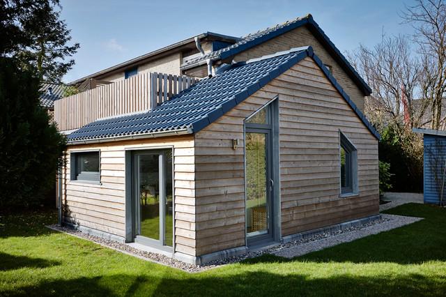 WLD - kleiner Holzanbau - Modern - Häuser - Sonstige - von grotheer ...