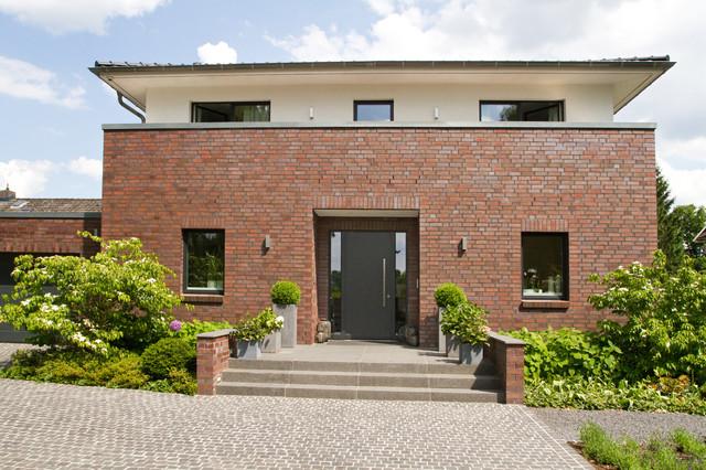 Projekt 1 for Modernes backsteinhaus