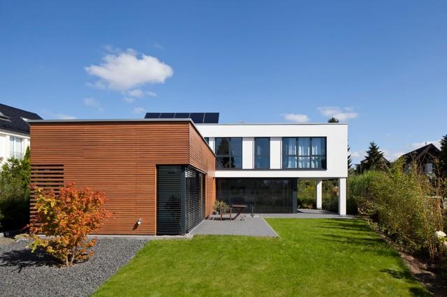 Wohnhäuser Modern Exterior