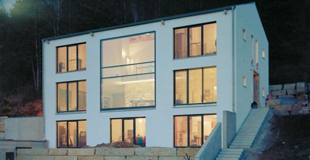 Eckerle Beilngries wohnhaus beilngries modern häuser münchen