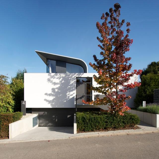 wohnhaus c1 modern h user berlin von dettling architekten. Black Bedroom Furniture Sets. Home Design Ideas