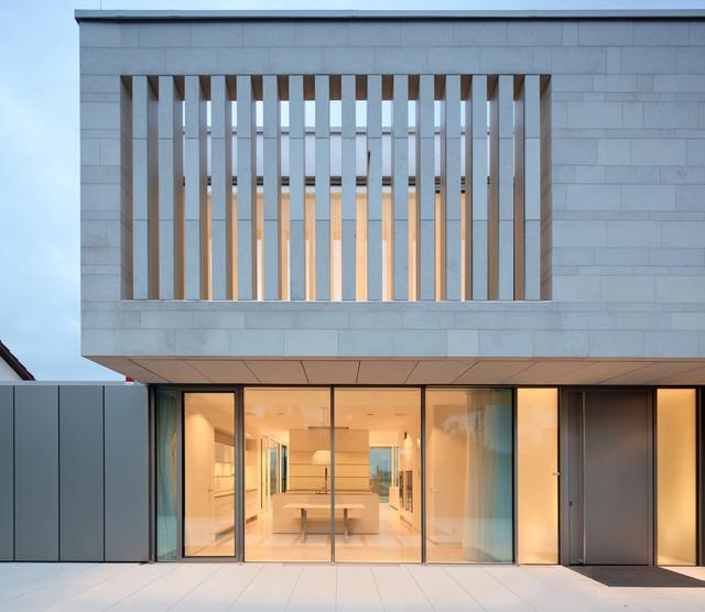 Architekt Weinheim wohnhaus in weinheim 2013 minimalistisch häuser sonstige