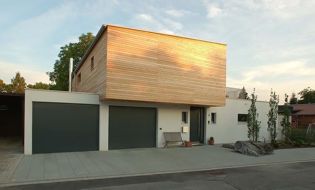 Wohnhaus s for Wohnhaus modern