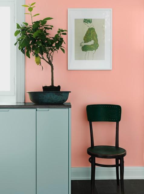 Pickyliving Koksluckor : rosa koksluckor  Grona Drommar Modern Hallway & Landing Other by