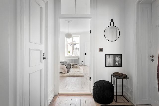 典雅北欧风格走廊装修效果图_土拨鼠2017装修图片大全