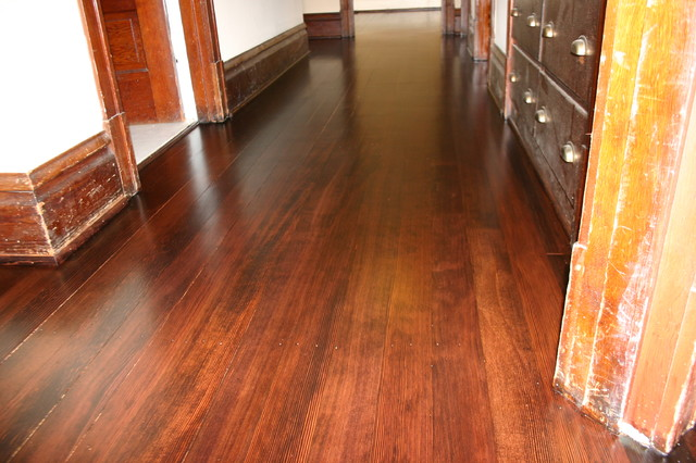 100 year old douglas fir flooring restoration for Floor 4 100 floors