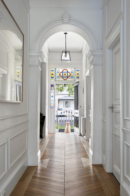 115 Page Street Victorian Hallway Amp Landing
