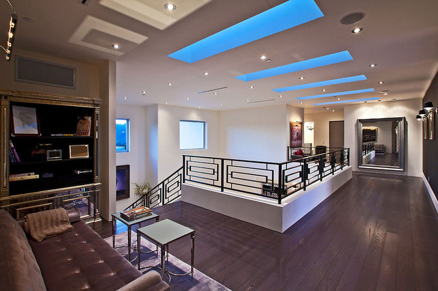 1518 Bel Air Road Contemporary Hall Las Vegas By