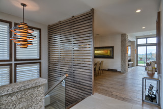 174 Lake Bend Rd. - Contemporary - Hall - Other - by Maric Homes